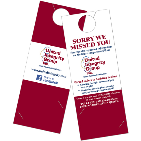 Door Hangers | Colorworx®