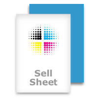 Sell Sheets & Brochures