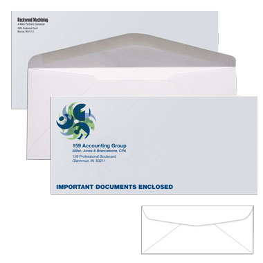 Business Envelope  Colorworx